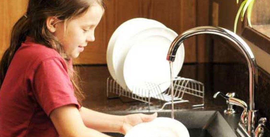 Wahai Ibu, Ajari Anak Gadismu Pekerjaan Domestik