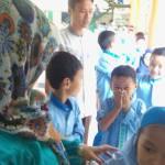 Imunisasi SD Islam Anugerah Insani