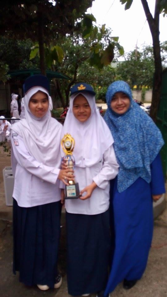 Ayu Syakira dan Maksumah Zahra Juara 1 Lomba Puitisasi Al-Qur'an se-Kabupaten Bogor