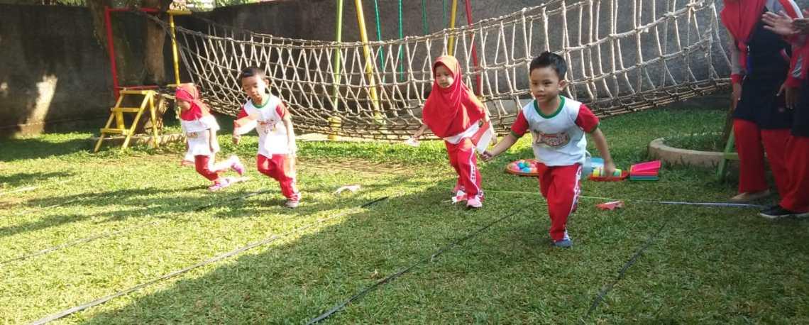 Lomba 17 Agustus TK Islam Anugerah Insani