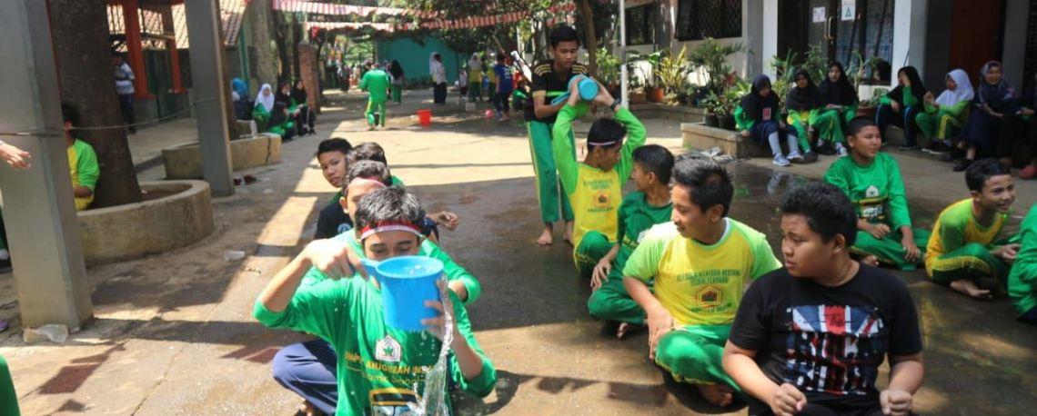 Peringatan Hari Kemerdekaan SMP IT Anugerah Insani