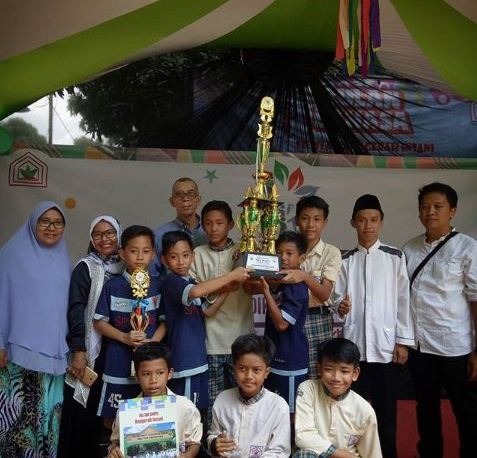 Juara 1 Futsal PKA 2018