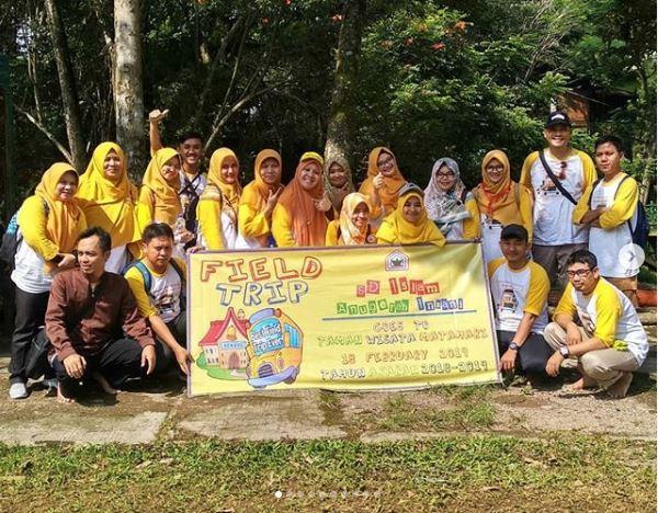 Field Trip SD Islam Anugerah Insani to Taman Wisata Matahari