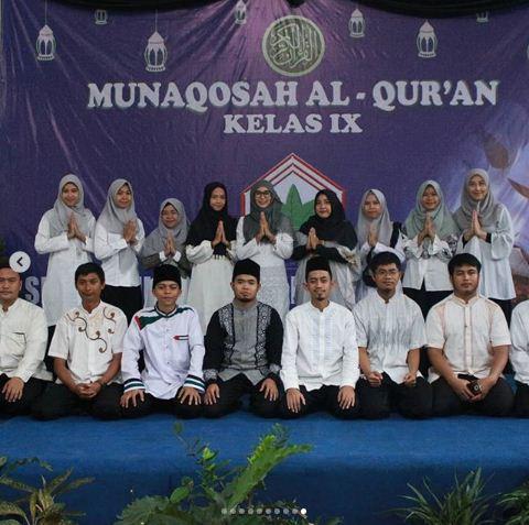 Munaqosah Al-Qur'an Kelas IX