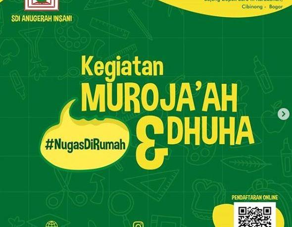 Kegiatan Murojaah dan Dhuha