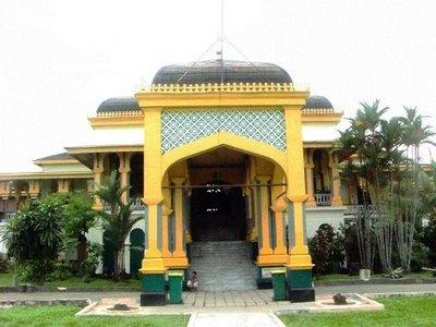 Tour Medan_Istana Maimoon