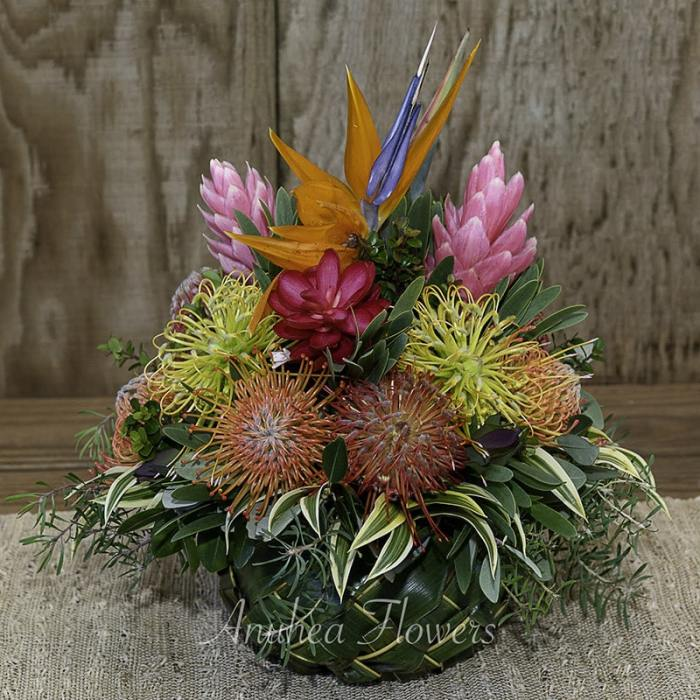 Signature Tradewind Basket - Tropical