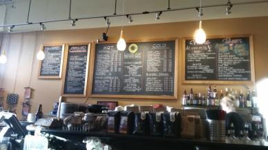 Local Color Coffee shop