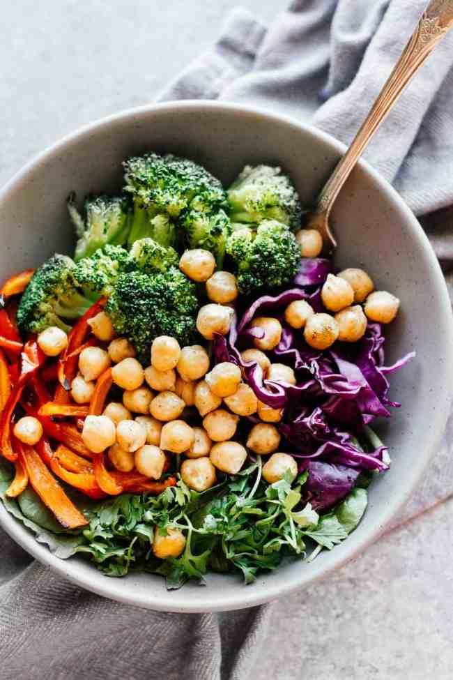 vegetarian meal prep recipes