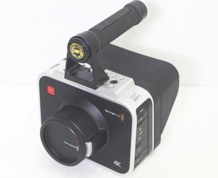 Blackmagic Design シネマカメラ■Production Camera 4K 中古【訳あり】