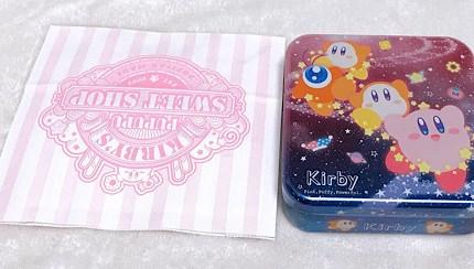 星のカービィ チョコギフト缶 バレンタインチョコ ホワイトデー 紙袋つき 小物入れ 2021バレンタイン