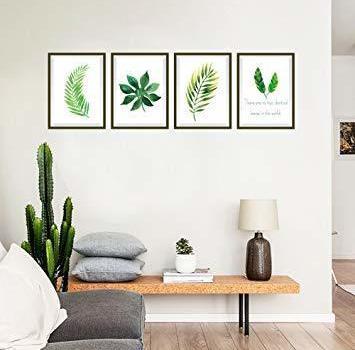 木2 50*70cm Takarafune ウォールステッカー 木 3Dステッカー 木の葉のフォトフレーム 壁紙シ
