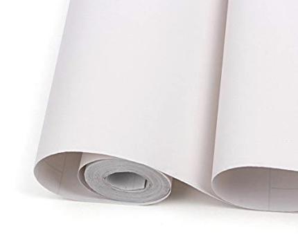 壁紙 ウォールステッカー 簡単貼付シール 白 壁紙シール 防水 賃貸OK カッティングシート 補修 のり付き 防水 防カビ 防湿 はがせる