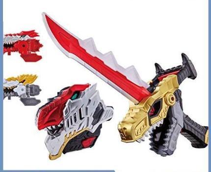 3d 新品 騎士竜戦隊リュウソウジャー 在庫限り リュウソウジャー最強竜装セット-DXリュウソウケン&リュウソウチェンジャー-
