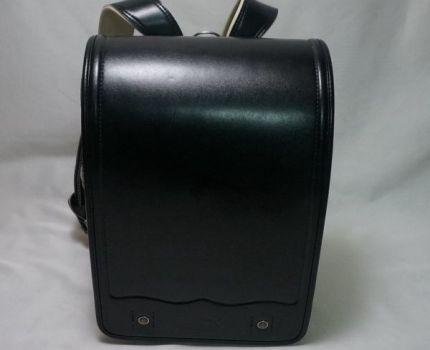 中古 ランドセル 黒 セイバン PUMA プーマ 日本製