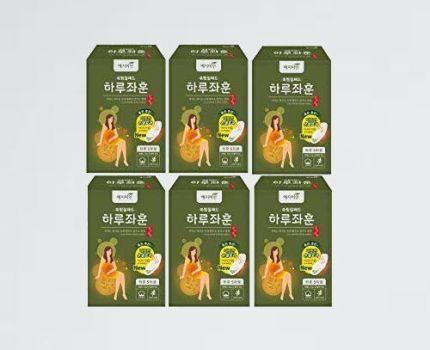 新品 未使用 よもぎ蒸しパット 韓国イェジミイン E-OW 温座パット 30枚セット