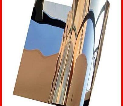 ≪新品≫割れない鏡 貼る鏡 ミラー シール シート ウォール ステッカー 鏡 壁紙 反射板 レフ版…(50X150cm)