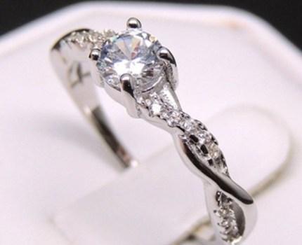 【最高級の逸品】【必見】ダイヤモンドリング指輪《0.5ct》■サイズ選択可■☆刻印有☆★プラチナ仕上★