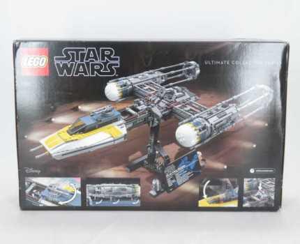 1円 未使用 LEGO レゴ 75181 スターウォーズ Yウィング スターファイター 雑貨 BU858