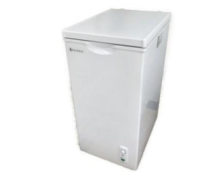 ALLEGIA アレジア AR-BD66 家庭用ノンフロン冷凍庫 中古 良好 楽直S5856338