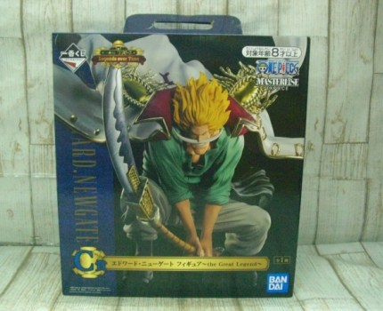 Hy7346-099♪【80】未開封 一番くじ ワンピース Legends over Time C賞 エドワード・ニューゲート the Great Legend