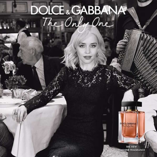 Emilia-Clarke-Dolce-Gabbana-Only-One-Fragrance