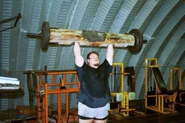 Log Press
