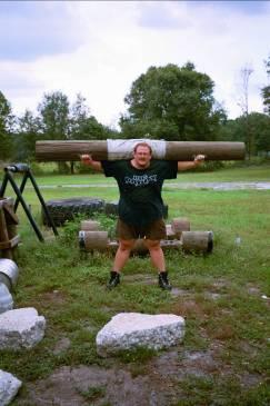 Log Squat