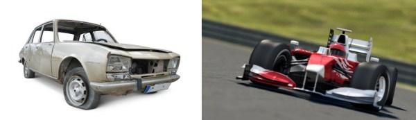 Car or Race Car?