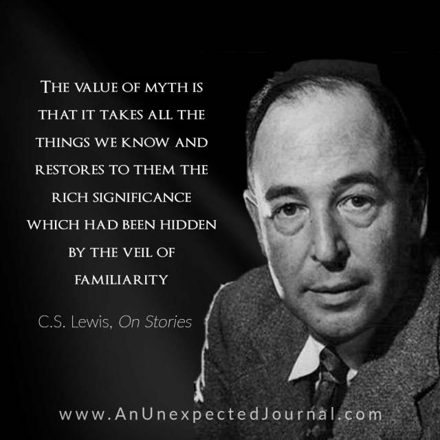 the value of myth