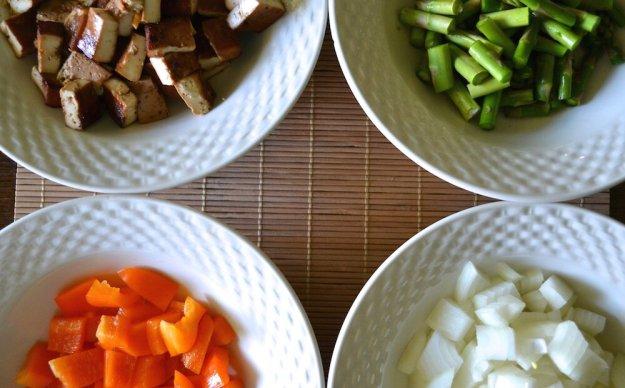 Fried Rice Veggies An Unrefined Vegan