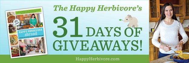 31 Days of Giveaways