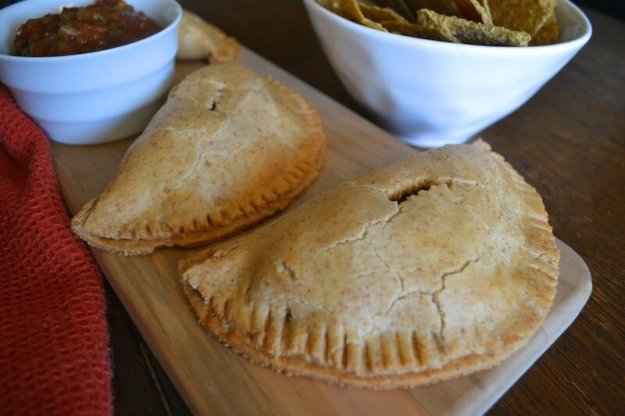Pinto Bean Green Olive Turnovers An Unrefined Vegan