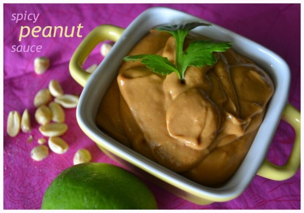 Peanut Sauce An Unrefined Vegan