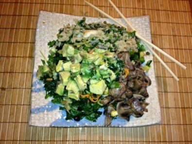 Salad Winner Virtual Vegan Linky Potluck
