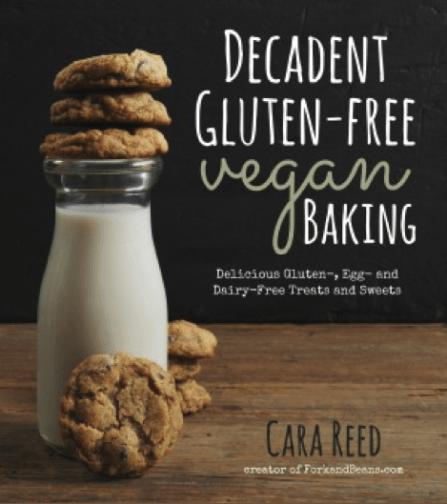 Decadent GF Vegan Baking Cover