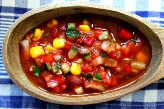 Chunky-Gazpacho-from-Parsley-In-My-Teeth