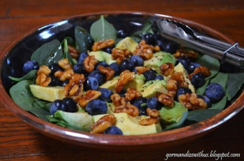 BB Avocado Salad