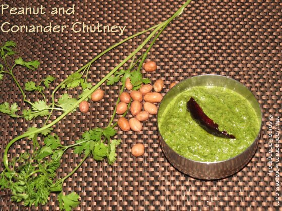 peanut-and-coriander-chutney