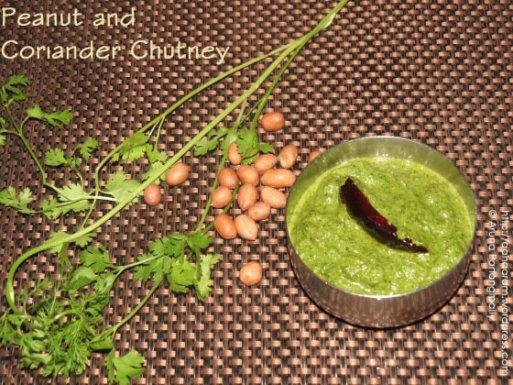 peanut-and-coriander-chutney