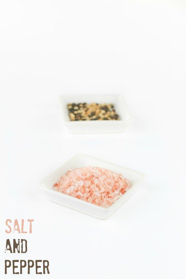 Salt and Pepper An Unrefined Vegan