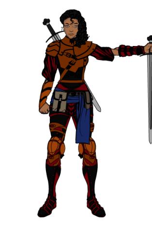 Fiera: Guardian of Fire