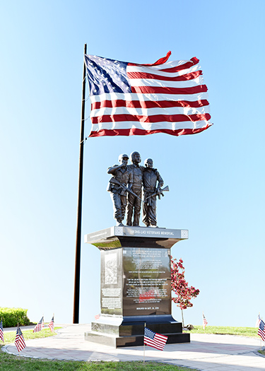 Hmong Lao Veterans Memorial