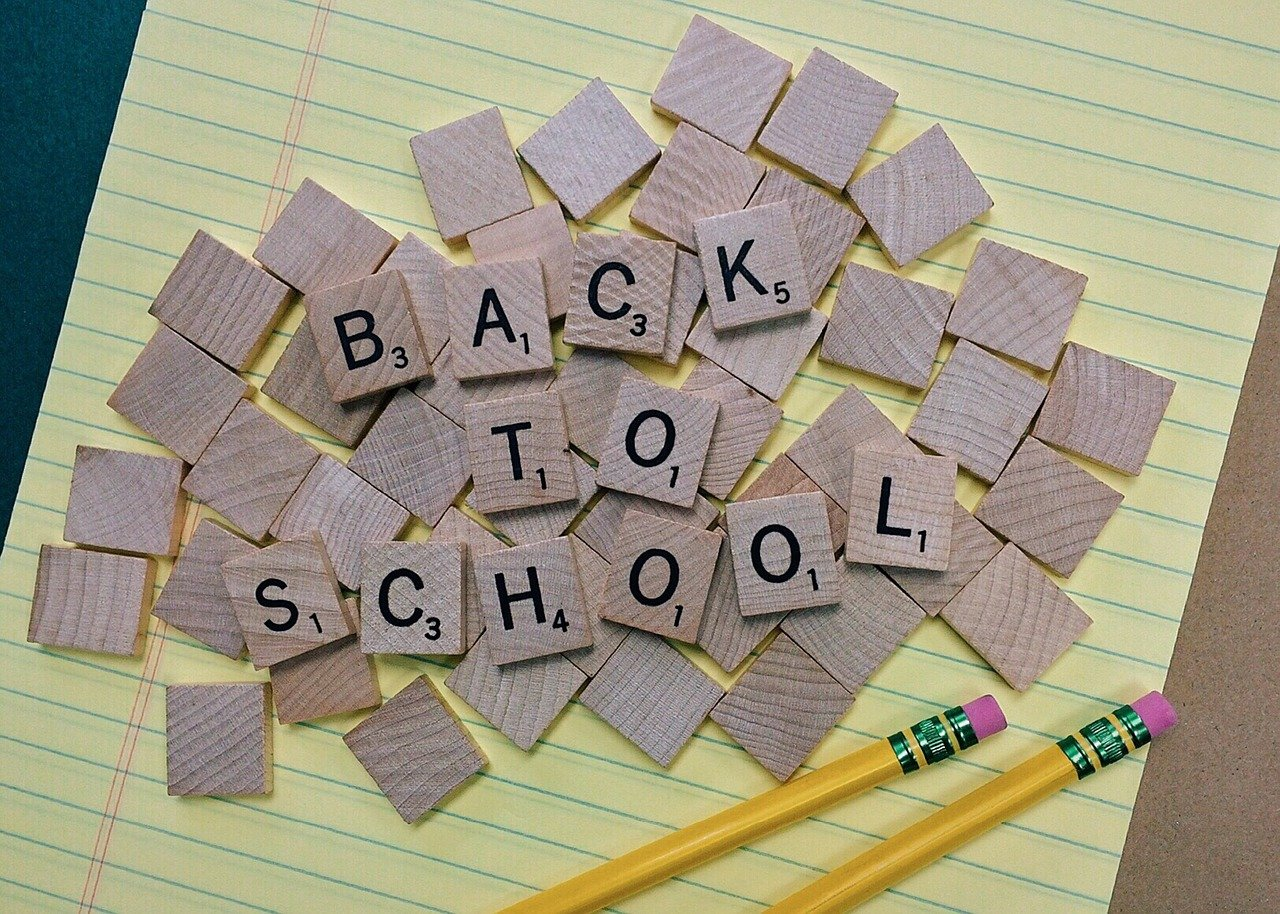Back to school we go