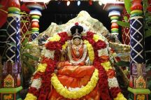 117-Navaratri 2014 – Day 3-SRI RAMANASRAMAM TIRUVANNAMALAI