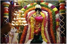 155-Navaratri 2014 – Day 7 Venuganam at Sri Ramanashramam, Tiruvannamalai.