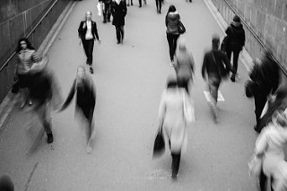 Fear of crowds social anxiety