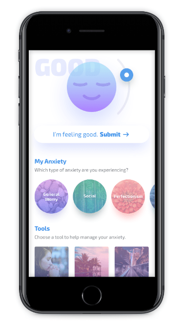 MindShift CBT for iOS and Android