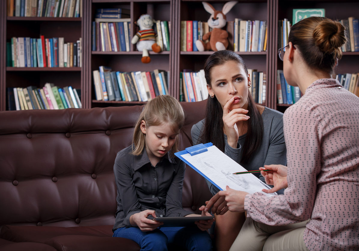 How to make a community referral for treatment for students with anxiety or OCD