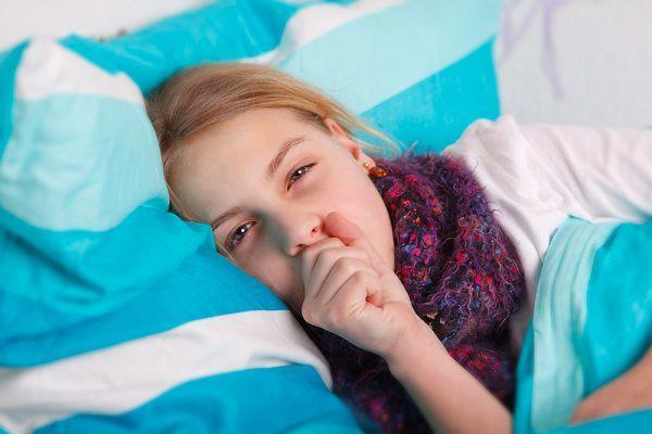 子供の咳にはちみつが効く